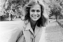 MY WAY MUSE | LAUREN HUTTON / + model + actress + American