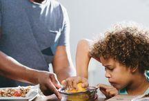 Koken & Eten / 'It starts with the food'. Daarom vind je op dit bord alles terug voor een geslaagd etentje, van potten en pannen tot aan de mooiste tafelstyling.