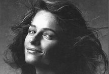 MY WAY MUSE | CHARLOTTE RAMPLING / + model + actress + arthouse