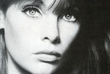 MY WAY MUSE | JEAN SHRIMPTON / + super model + actress + influential