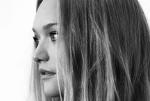 MY WAY MUSE | GEMMA WARD / + model + actress + Australian