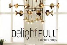 Partner | DelightFULL / Delightfull is all about mid-century modern lighting creations. A unique design for a vintage or contemporary home interior.