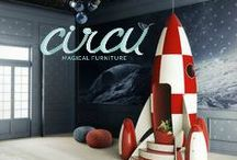 Partner | CIRCU / CIRCU's vision is focused on being part of the child's world, being present in the most ambitious, luxurious and charming decoration projects and interiors for children.