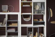KALLAX / Als room divider, boekenkast of bewaarplaats voor bijzondere items; de flexibele KALLAX is met haar strakke, simpele ontwerp dé ideale opbergoplossing.
