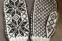 Knit: Selbu