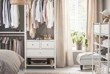 ELVARLI / Je kunt zelf kiezen hoe je ELVARLI producten wilt combineren. Zo kun je opbergoplossingen voor je kleding bedenken die perfect passen bij je ruimte en je stijl. Duurzaam bamboe en lichtgewicht aluminium maken van ELVARLI een uitstekende keuze voor opbergen overal in huis.