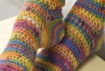 Crochet: Footwear