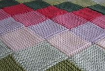 Knit: Afghans