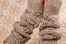 Crochet: Mitts