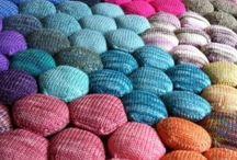 Knit: Hexipuffs