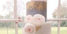 Wedding Cake Ideas / Wedding cake inspiration
