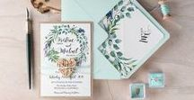 Wedding Invites & Favours / Wedding invites and favour inspiration