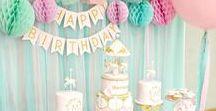 Milestone Birthday Party Ideas / Inspiration for milestone birthday parties