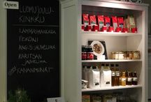 Minna´s Mat / Organic and locally produced ingredients - www.minnasmat.fi
