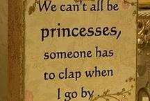 Princess much?