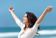 Calmer Life / Practical ways for busy women to slow down, reduce stress, and live a calmer life. / by CalmHealthySexy