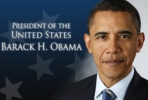 Our Beloved 44th POTUS / President of the United States Barack Obama: Elected in 2008; Re-elected in 2012. This board profiles him and the First Family. / by Janette McGowen