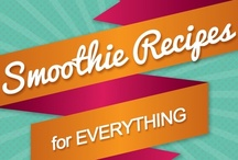 Smoothie Recipes / Wonderful smoothie ideas! / by Janette McGowen