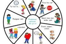 Sociale vaardigheden / by moeder de gans