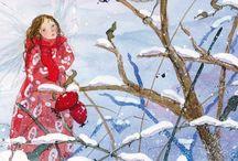 School: Winter / by moeder de gans