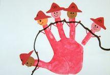 School: Handen en voeten werk / by moeder de gans