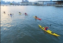 NYC Paddling / Life in and on the waters of NYC