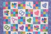 Quilts for Baby / by Bonita Thompson