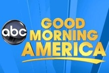 Good Morning America / ABC's Good Morning America has become my way of positively beginning my day. The anchors' authentic camaraderie & love for each other is apparent. It is understandable why they are now the #1 Morning News Show. The others should learn from them. Love Robin, George, Josh, Sam, & Lara! / by Janette McGowen