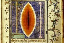 Mandorla ja kumppanit / Manteli, kirkkovene, Kristuksen kyljen haava...