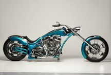 Dream/custom motorcycles / by Bradley Thomas