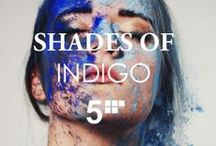 Shades of Indigo