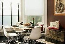 Leden - měsíc stolů