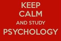 Psychology / by Jen Haygood