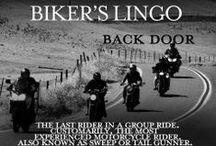 Biker's Lingo