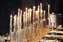 Candles / Inspiring ways of make use of candles