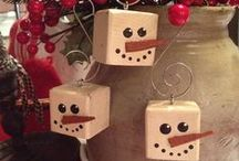 Christmas Ornaments / by Bonita Thompson