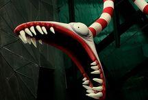 ^Tim Burton art style^ / Tim Burton, I love u...
