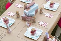 ^Art de la table^ / Table settings for special occasions or for a nice Saturday dinner