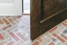 Farmhouse Floors / Farmhouse floor options for our old farmhouse