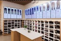 Retail technology / One way bricks and mortar stores can compete with online shopping is to use technology to create a great in-store experience!