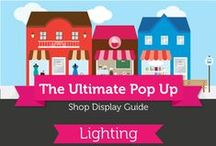 Retail infographics / Hints & tricks for creating the perfect retail experience!