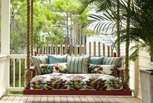 ^Outdoor spaces^ / Outdoor living