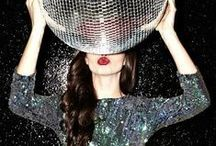 Sparkle / 'Tis the season for festivities, fun, and fashion. Get your holiday sparkle on with a twinkle in your eye and a shimmering smile. Our Holiday Sparkle Pinterest Board will get you in that party mood complete with disco balls, sequin dresses and champagne toasts.