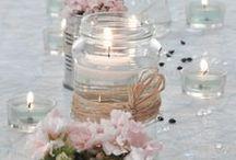 Tafelaankleding / Ideeën voor een mooie diner tafel