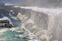 Waterfalls / Waterfalls across the world