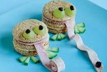 Food for kids / Eten wat in de smaak valt bij kinderen.