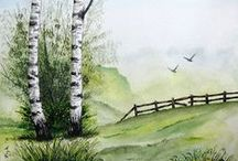 Watercolor / by Bonita Thompson