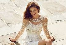Wedding Inspiration / Bridal inspiration for the off-beat bride.