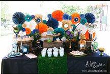 Merida Birthday Party