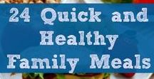 Healthy Family / Healthy living, healthy recipes, quick and healthy meals, prevention and wellness for busy families.             **Members - Add only vertical images that link to high-quality health content, and repin 1:1** #healthyliving #healthylife #healthyfamily